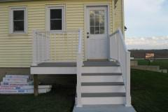 Multiple Porches, Decks, and Patio Remodels