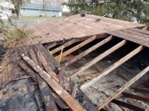 Insurance Claim & Roofing Estimate in Bloomington, IL